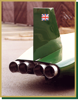 Landspeed exhausts